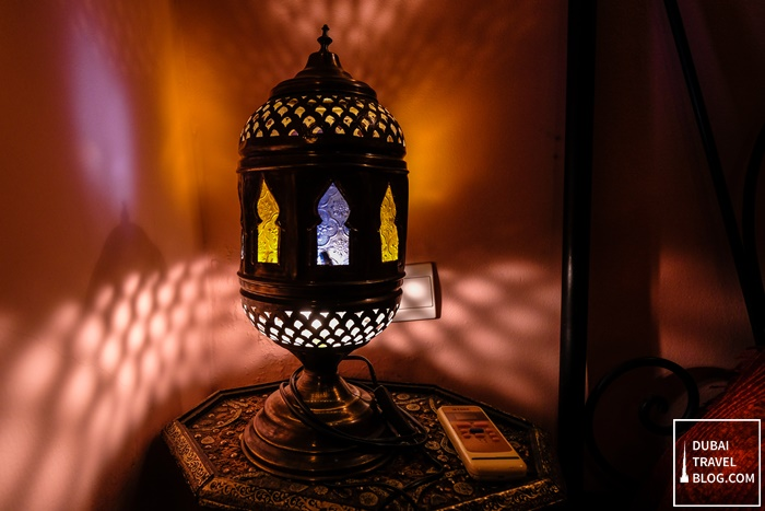 moroccan lamp fez morocco