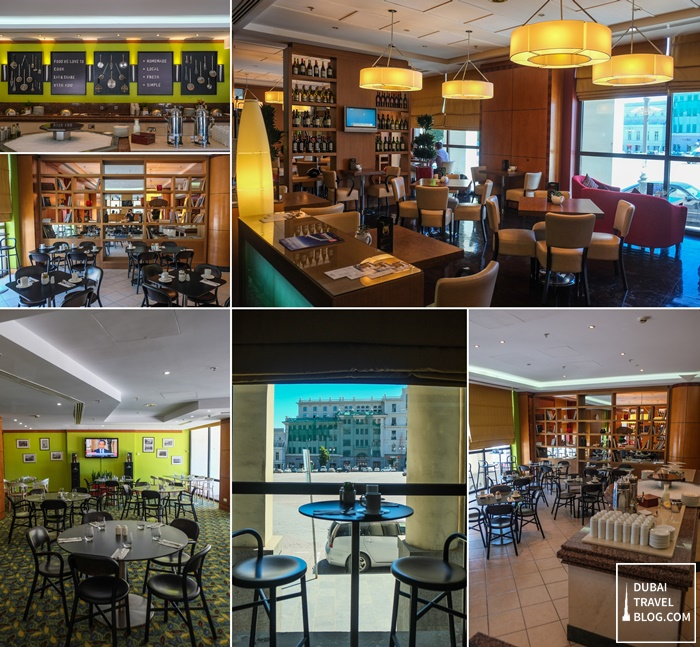 Brasserie Freedom Restaurant and Bar marriott tbilisi