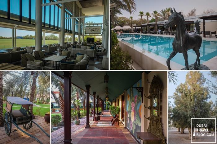 dubai desert palm resort