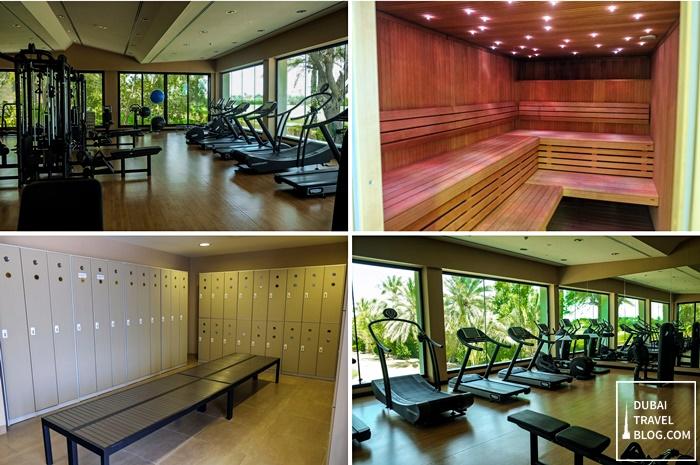 fitness center desert palm per aquum
