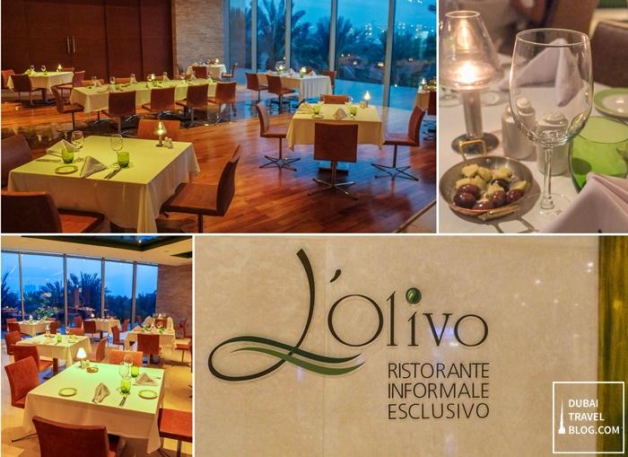 lolivo restaurant dubai rixos palm