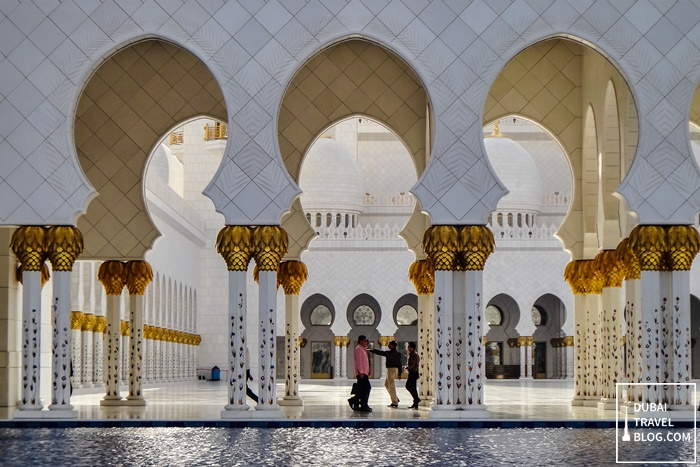 abu dhabi mosque photo