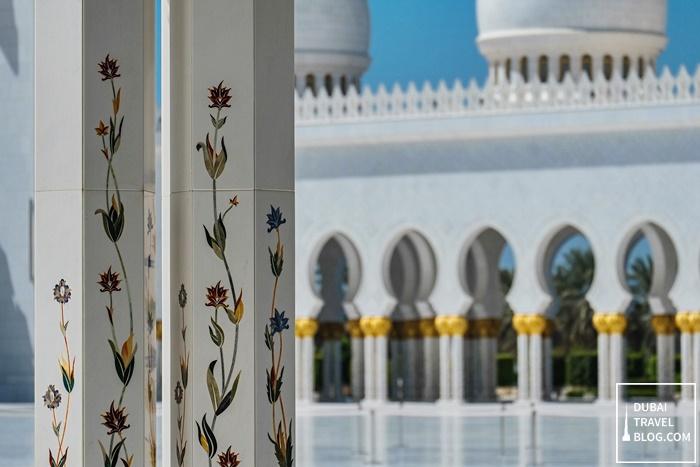 abu dhabi mosque tour