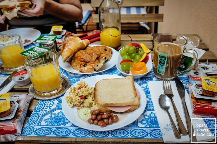 al ponte del papa b&b breakfast