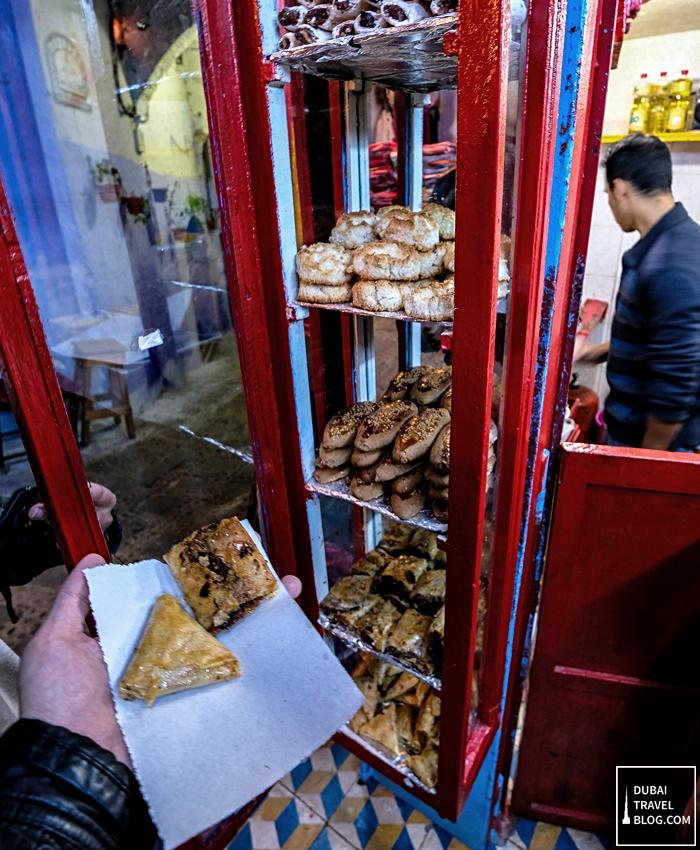 baklava arabic pastry