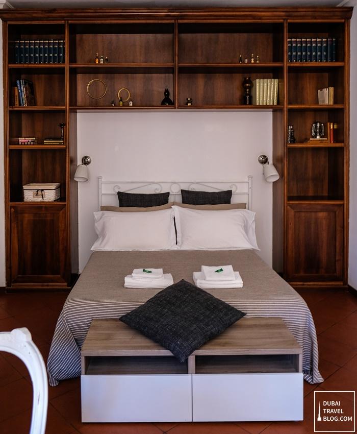 bedroom al ponte del papa