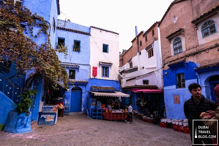 chefchaouen morocco photowalk