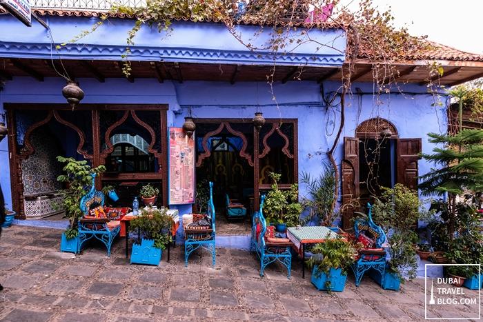 restaurant in chefchaouen morocco