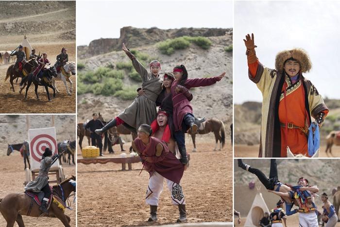 A Grandly Epic War Horses of China Original Live Show