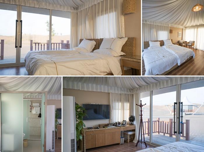 Tengger Gold Sand Sea Resort zhongwei china