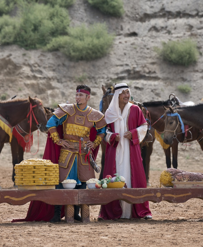 grandly epic war original horse show