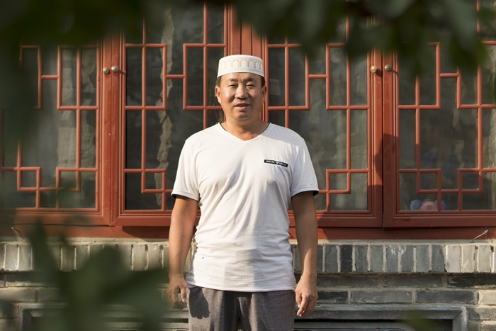 mu min village wuzhong ningxia china