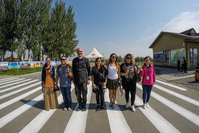 ningxia blogger tour