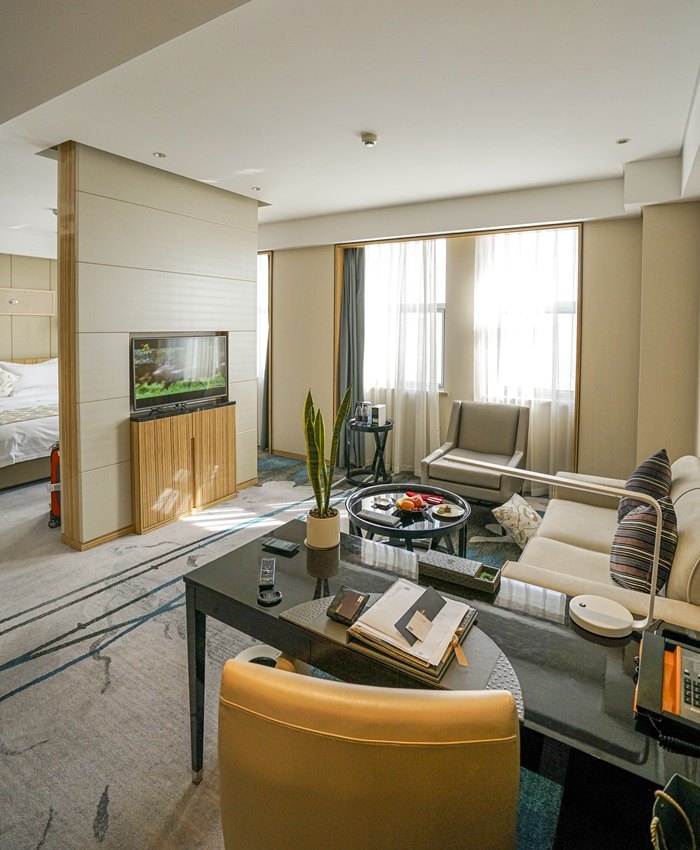xifujing hotel review