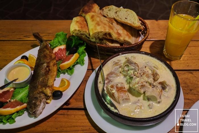 dinner in tbilisi georgia