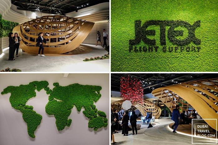 jetex airport terminal dubai