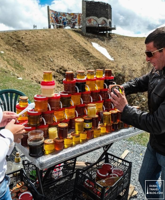 natural honey georgia