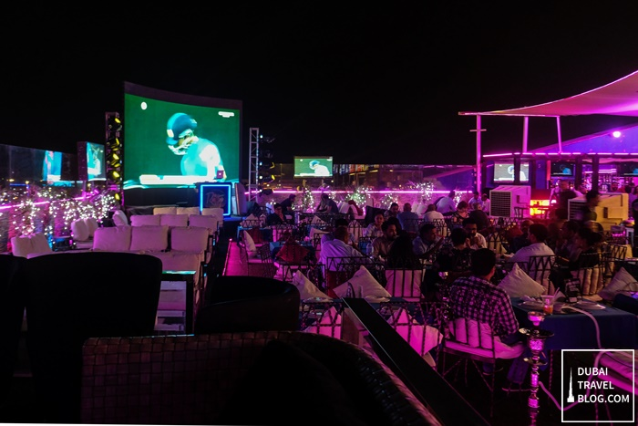 the rooftop lounge dubai