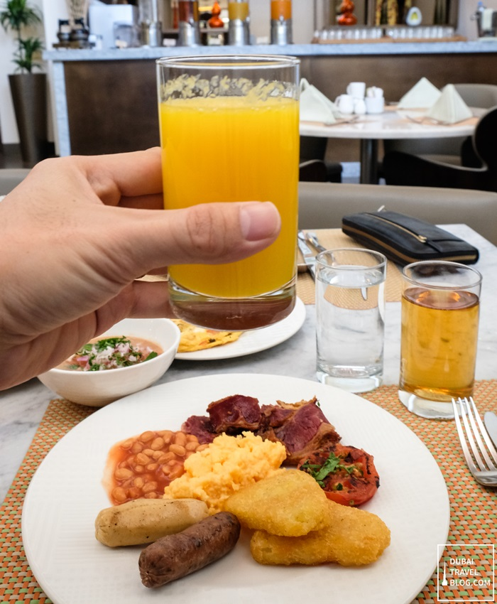 breakfast arabesque danat al ain