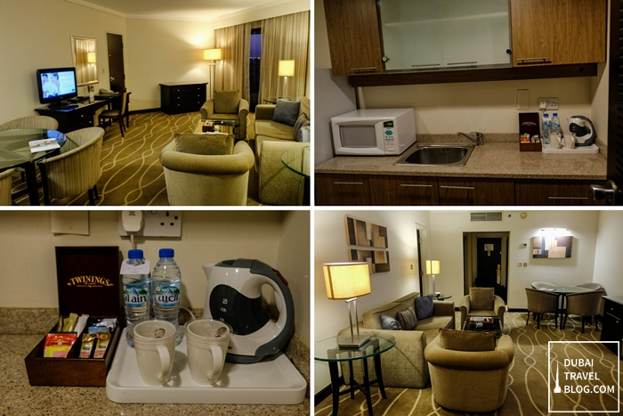 danat al ain one bedroom suite