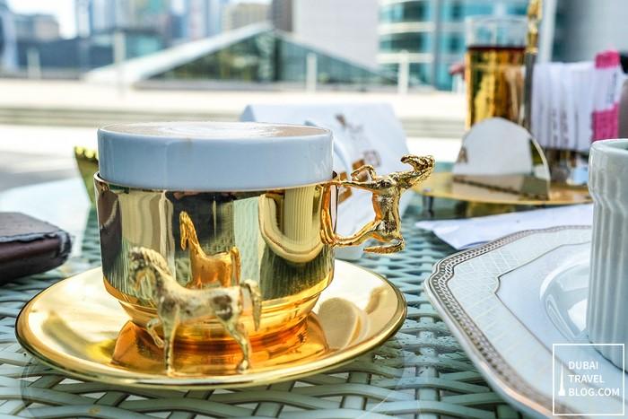 gold cup papparoti dubai