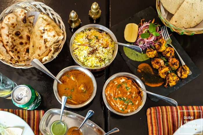 indian food tanjore danat al ain