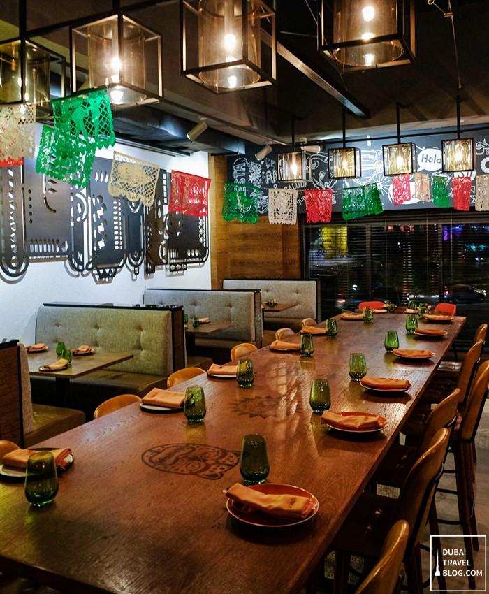 la tablita mexican restaurant dubai hyatt regency