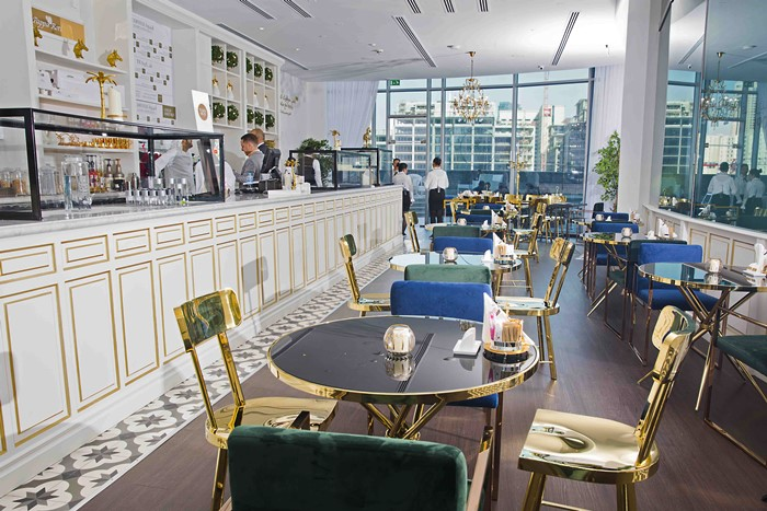 papparoti dubai boutique cafe