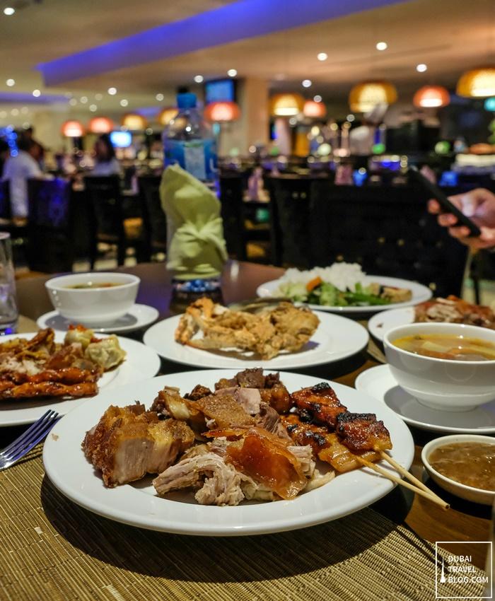 pork food restaurant dubai