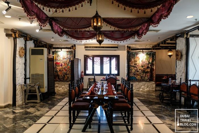 tanjore restaurant danat al ain hotel resort