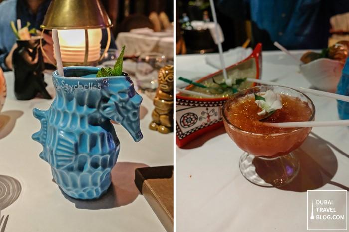 trader vics bar drinks dubai