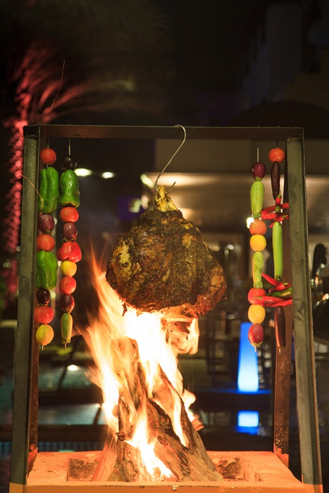 Anantara Eastern Mangroves Barbecue Night