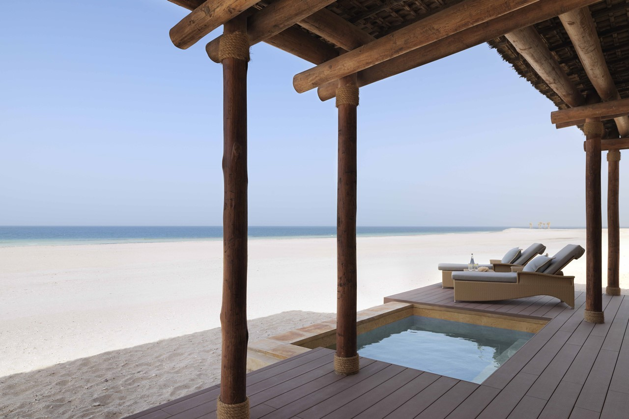 Anantara Sir Bani Yas Al Yamm One Bedroom Pool Villa photo