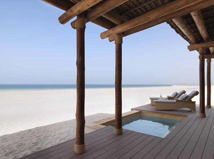 Anantara Sir Bani Yas Al Yamm One Bedroom Pool Villa