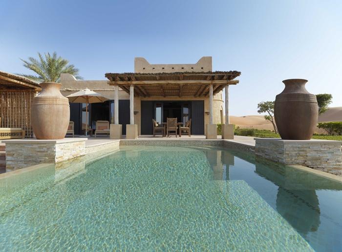 Qasr Al Sarab Anantara Royal Pavilion Pool Villa