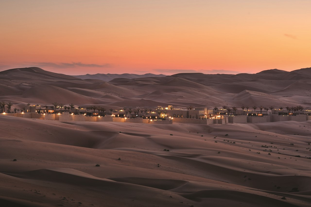 Qasr Al Sarab Anantara Royal Pavilion View photo