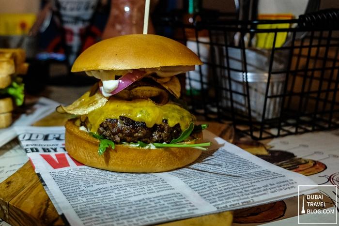blaze burgers restaurant JBR