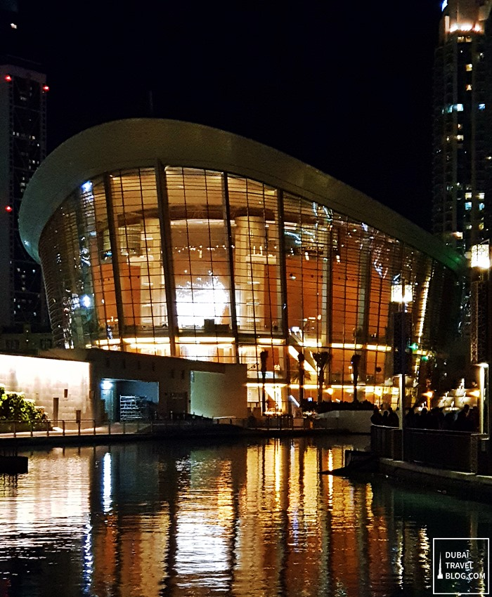 dubai opera photo