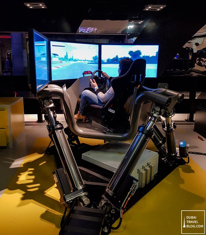 car game hub zero dubai