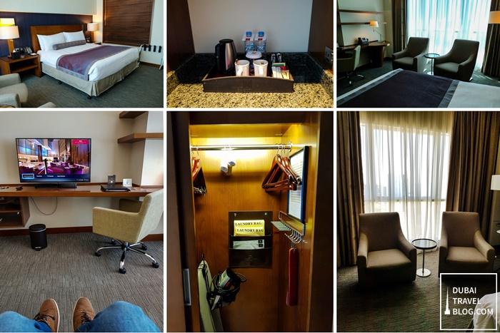 grand millenium hotel room abu dhabi