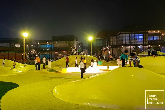la mer playground