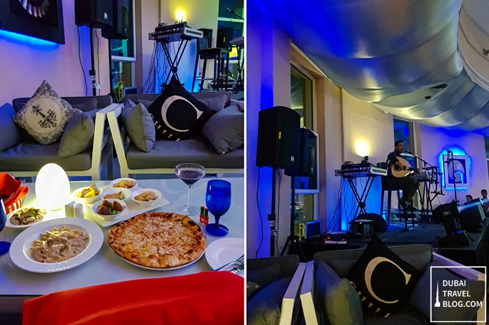 skylounge 31 abu dhabi restaurant