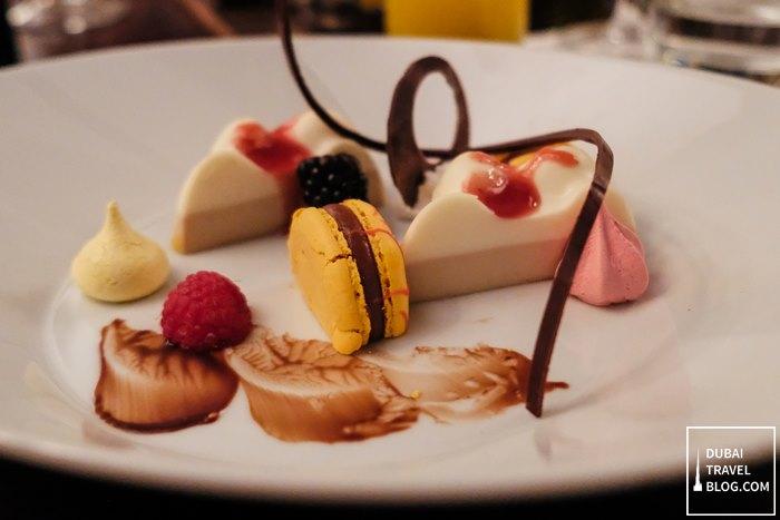 zaitoun chefs table dessert