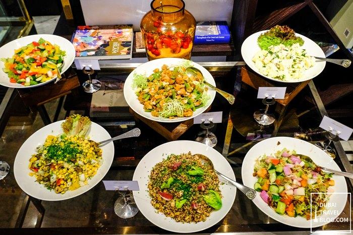 salads cafe society