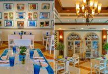 azur restaurant abu dhabi photo