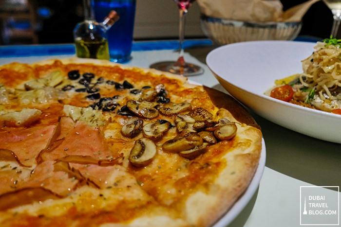 azur restaurant pizza