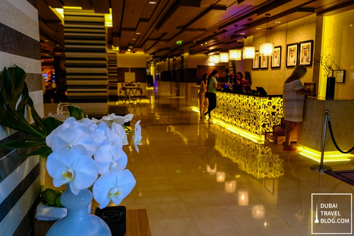 lobby hyatt regency dubai creek heights