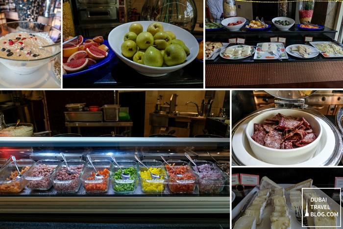 breakfast buffet sevilla