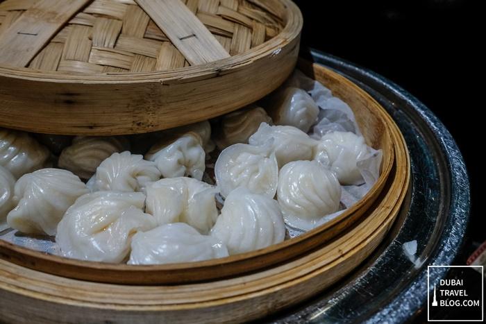 dumplings buffet