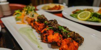 indian spice night at c taste restaurant sharjah